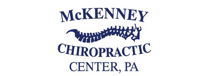 McKenney Chiropractic Center, PA mobile logo